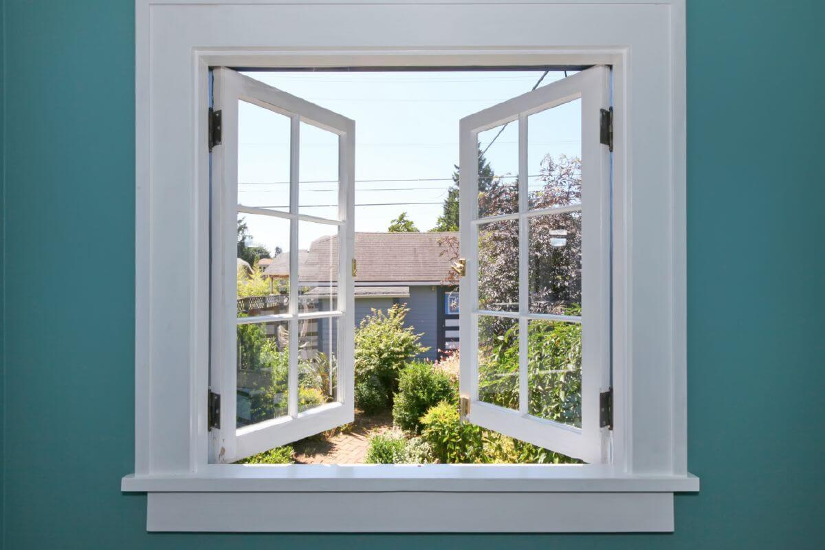 Aluminium Window Casement Cheshire